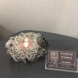 Teelichter/Tischkranz